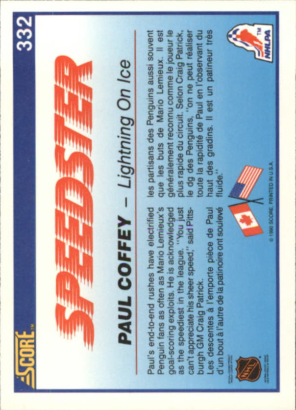 1990-91-Score-Canadian-Hockey-Cards-263-440-Pick-From-List miniature 137