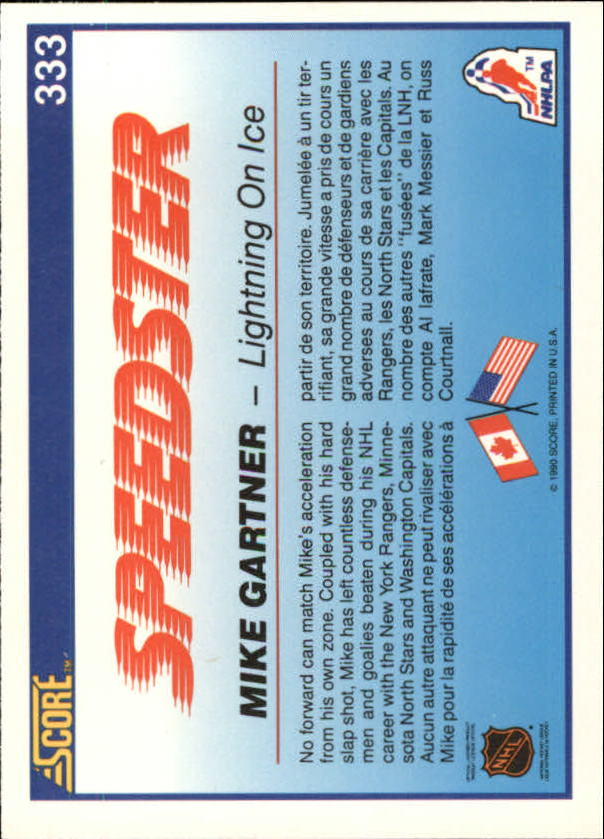1990-91-Score-Canadian-Hockey-Cards-263-440-Pick-From-List miniature 139