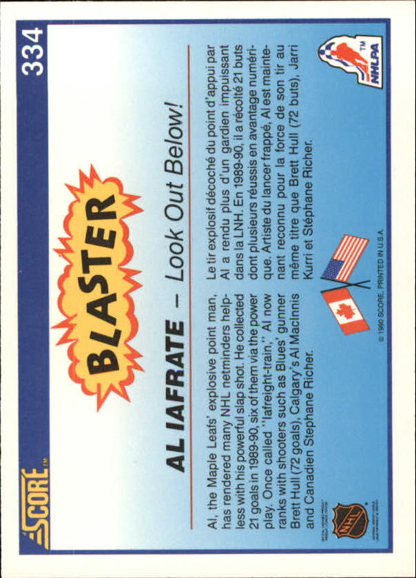 1990-91-Score-Canadian-Hockey-Cards-263-440-Pick-From-List miniature 141