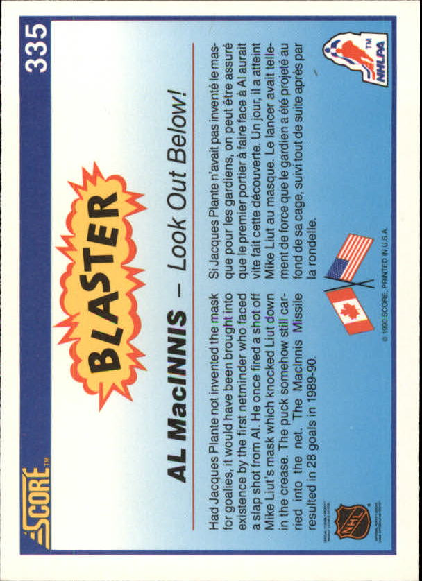 1990-91-Score-Canadian-Hockey-Cards-263-440-Pick-From-List miniature 143