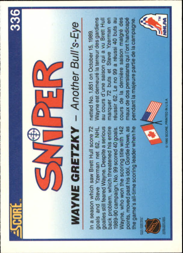 1990-91-Score-Canadian-Hockey-Cards-263-440-Pick-From-List miniature 145