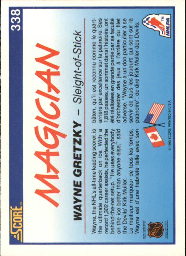 1990-91-Score-Canadian-Hockey-Cards-263-440-Pick-From-List miniature 149