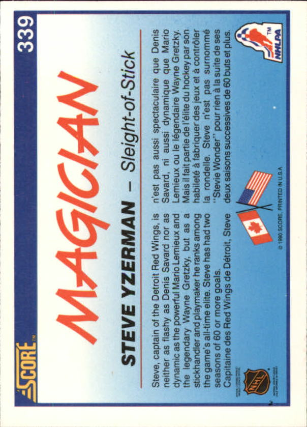 1990-91-Score-Canadian-Hockey-Cards-263-440-Pick-From-List miniature 151