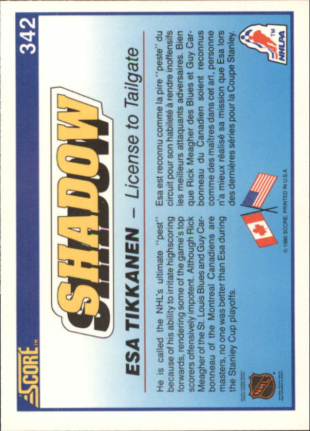 1990-91-Score-Canadian-Hockey-Cards-263-440-Pick-From-List miniature 157