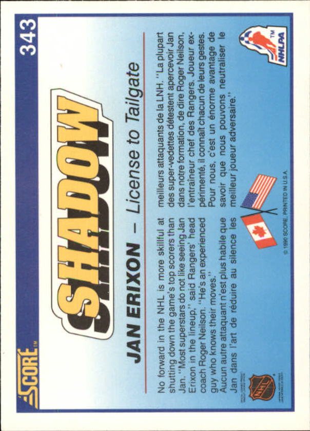 1990-91-Score-Canadian-Hockey-Cards-263-440-Pick-From-List miniature 159