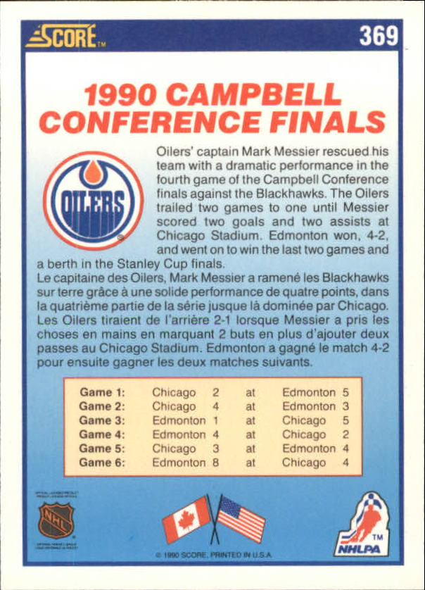 1990-91-Score-Canadian-Hockey-Cards-263-440-Pick-From-List miniature 205