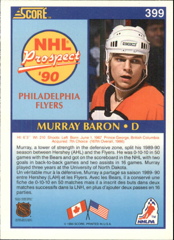 1990-91-Score-Canadian-Hockey-Cards-263-440-Pick-From-List miniature 261
