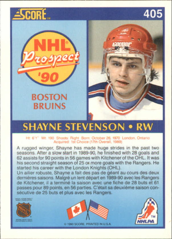 1990-91-Score-Canadian-Hockey-Cards-263-440-Pick-From-List miniature 273