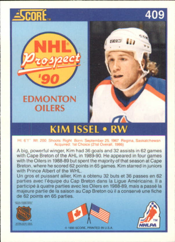 1990-91-Score-Canadian-Hockey-Cards-263-440-Pick-From-List miniature 282