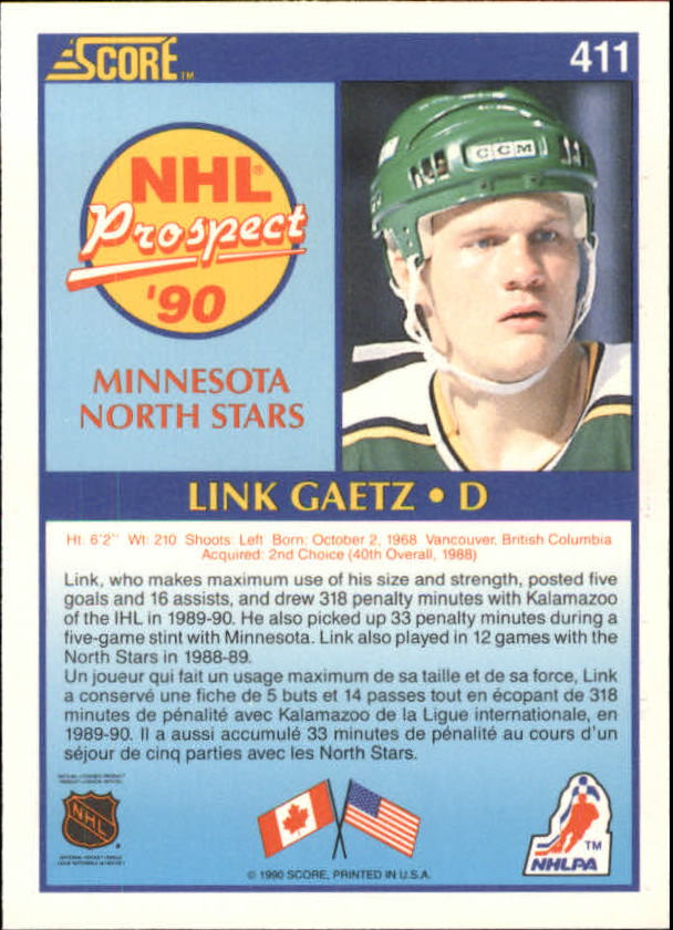 1990-91-Score-Canadian-Hockey-Cards-263-440-Pick-From-List miniature 286