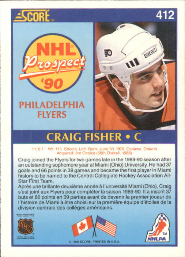 1990-91-Score-Canadian-Hockey-Cards-263-440-Pick-From-List miniature 288