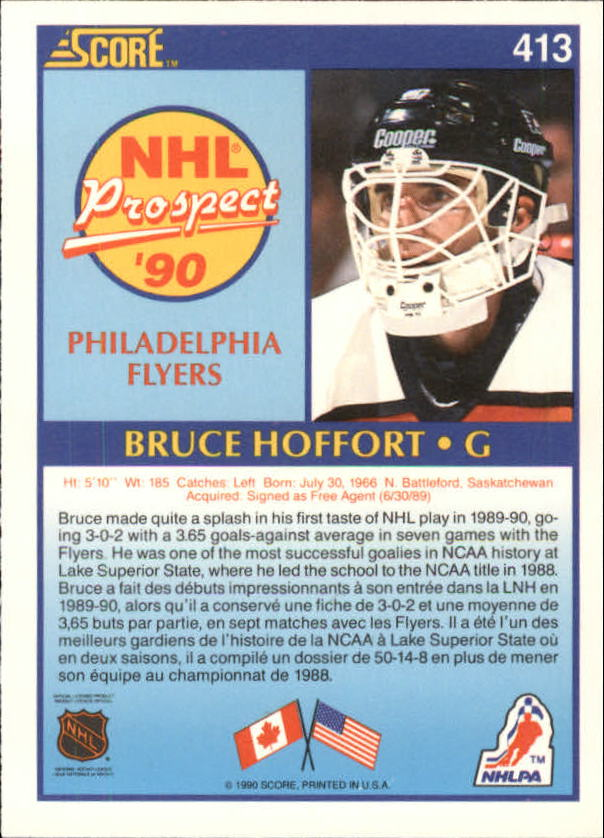 1990-91-Score-Canadian-Hockey-Cards-263-440-Pick-From-List miniature 290