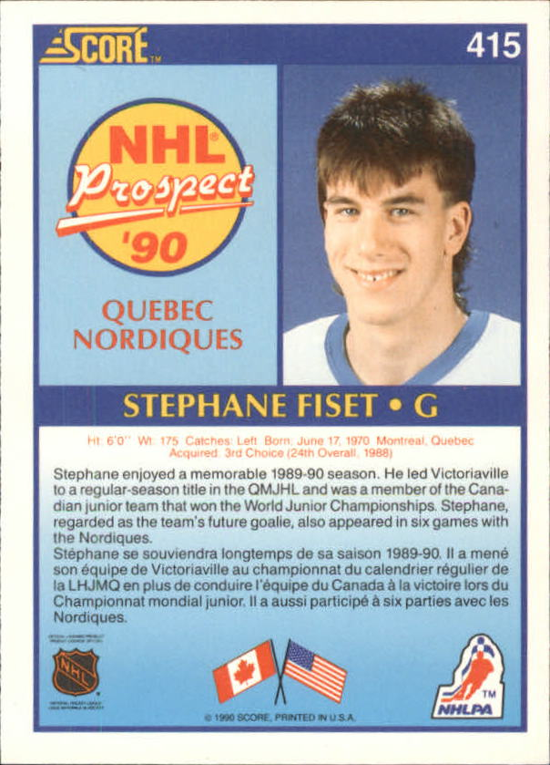 1990-91-Score-Canadian-Hockey-Cards-263-440-Pick-From-List miniature 294