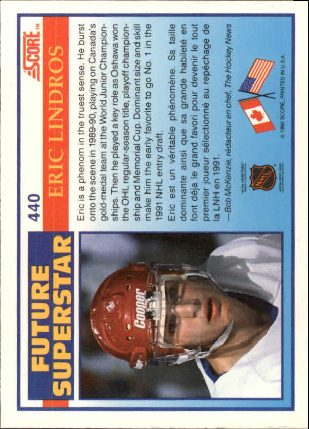 1990-91-Score-Canadian-Hockey-Cards-263-440-Pick-From-List miniature 338
