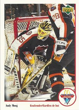 1991-92 McDonald's Upper Deck #9 Andy Moog