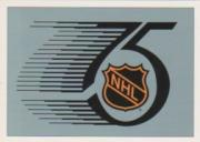 1991-92 Ultimate Original Six #99 Checklist 1