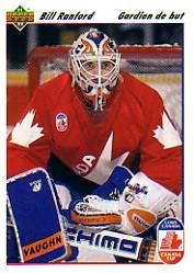 1991-92 Upper Deck French #10 Bill Ranford CC