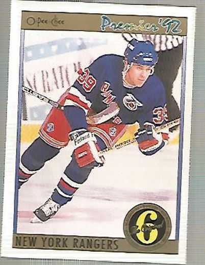 1991-92 OPC Premier #139 Doug Weight ORIG6