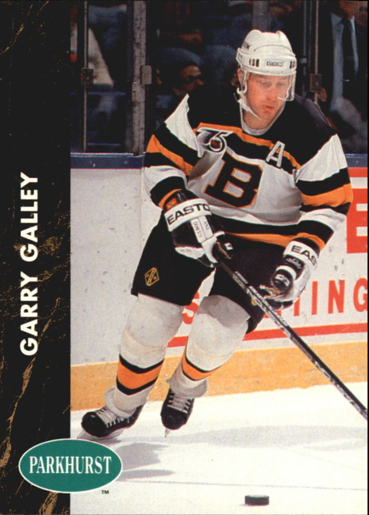 1991-92 Parkhurst #7 Garry Galley