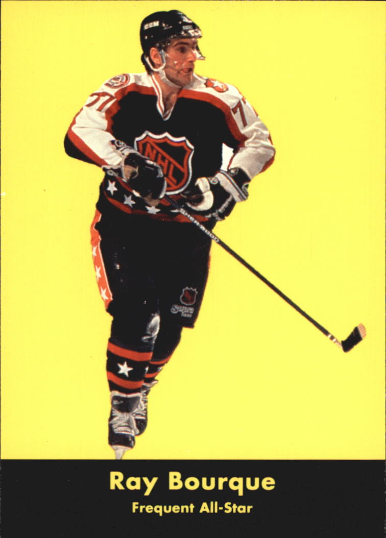 1991-92 Parkhurst #221 Ray Bourque AS