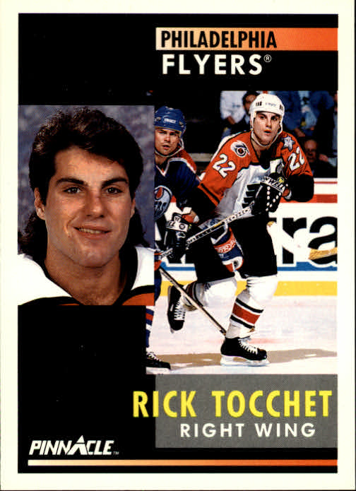 1991-92 Pinnacle #20 Rick Tocchet