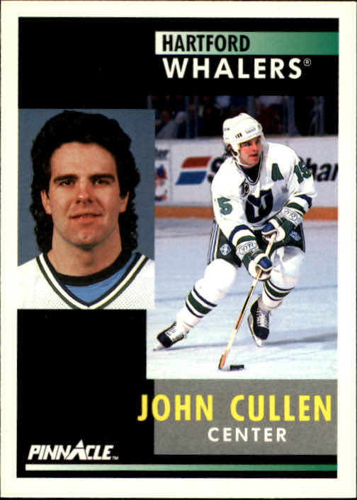 1991-92 Pinnacle #125 John Cullen