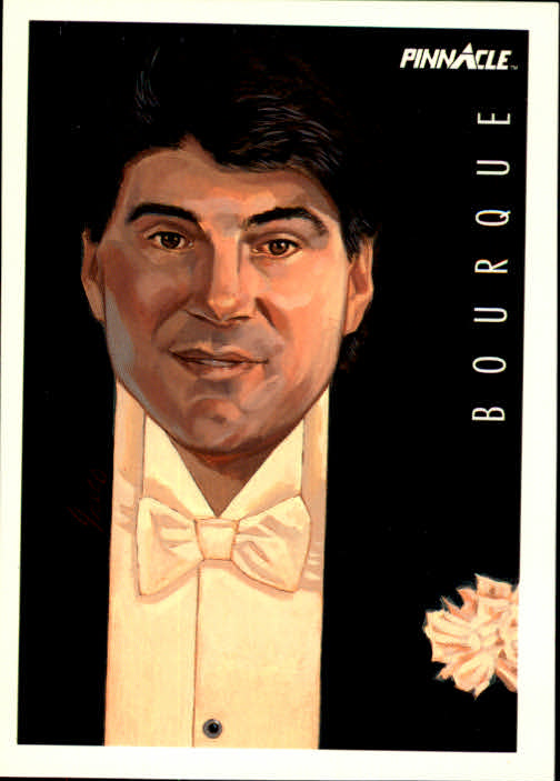 1991-92 Pinnacle #368 Ray Bourque GG