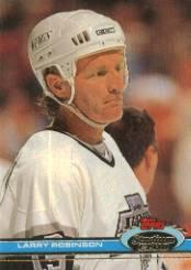 1991-92 Stadium Club #252 Larry Robinson