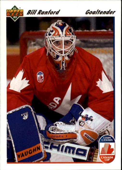 1991-92 Upper Deck #10 Bill Ranford CC