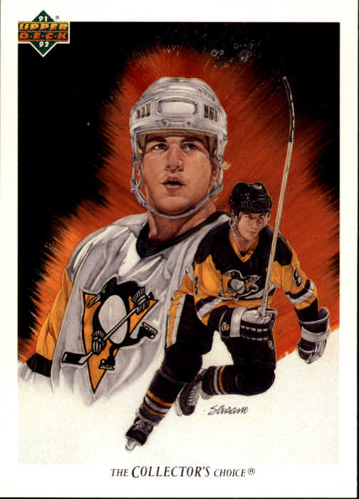 1991-92 Upper Deck #92 Mark Recchi TC