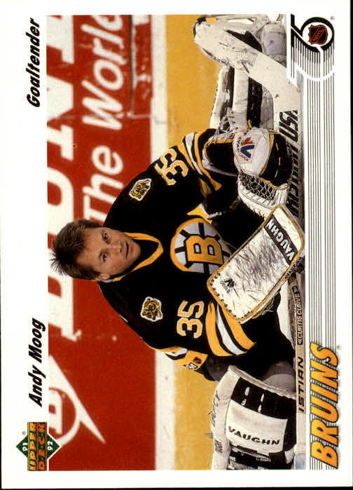 1991-92 Upper Deck #147 Andy Moog