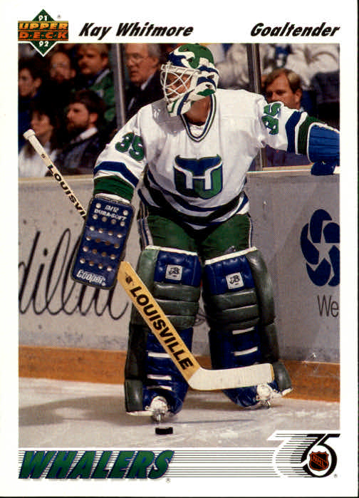 1991-92 Upper Deck #291 Kay Whitmore