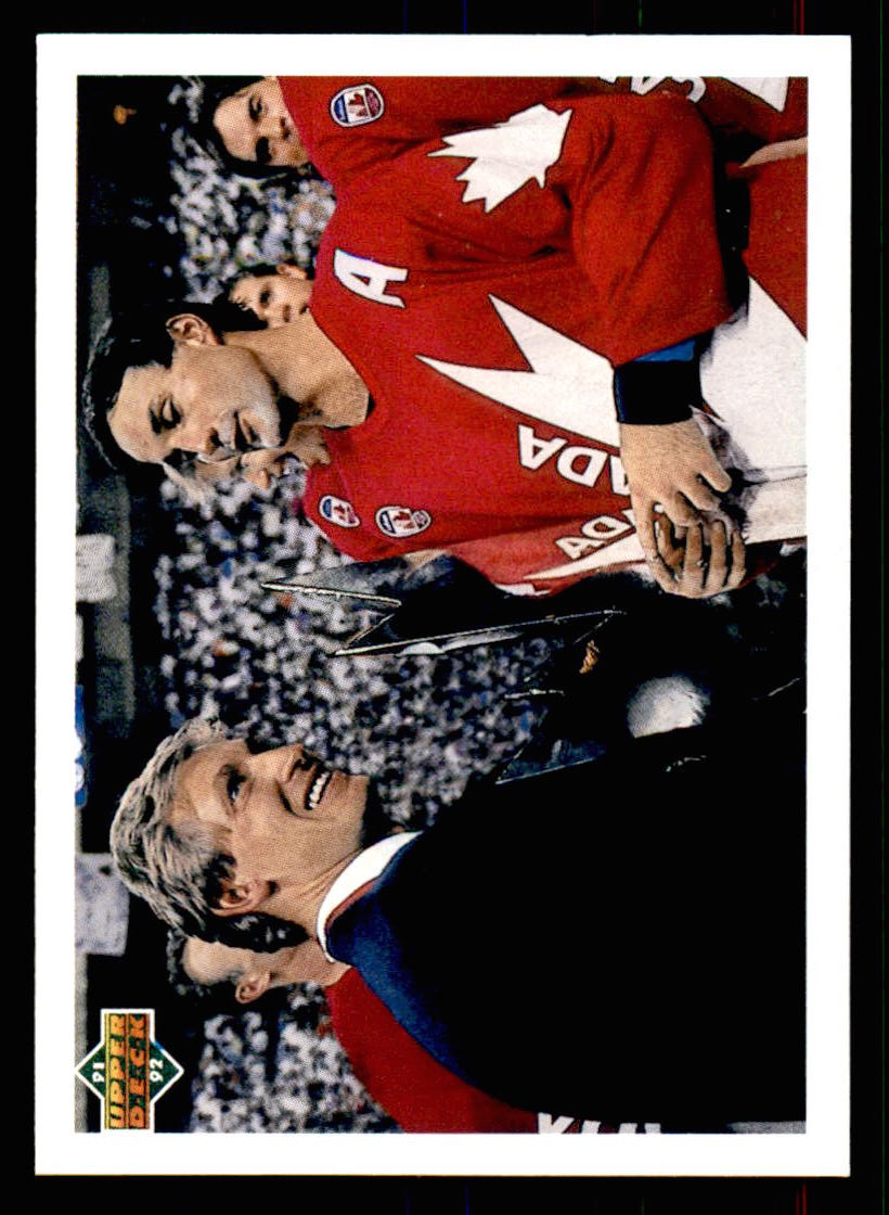1991-92 Upper Deck #501 P.Coffey/W.Gretzky CC CL