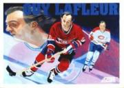 1991-92 Score Canadian English #291 Guy Lafleur
