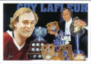 1991-92 Score Canadian English #292 Guy Lafleur