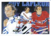 1991-92 Score Canadian English #293 Guy Lafleur