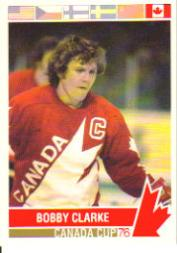 1992 Future Trends '76 Canada Cup #177 Bobby Clarke