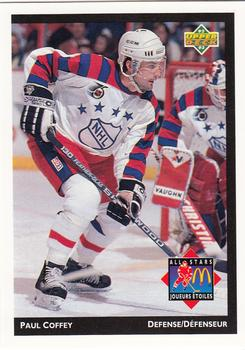 1992-93 McDonald's Upper Deck #17 Paul Coffey
