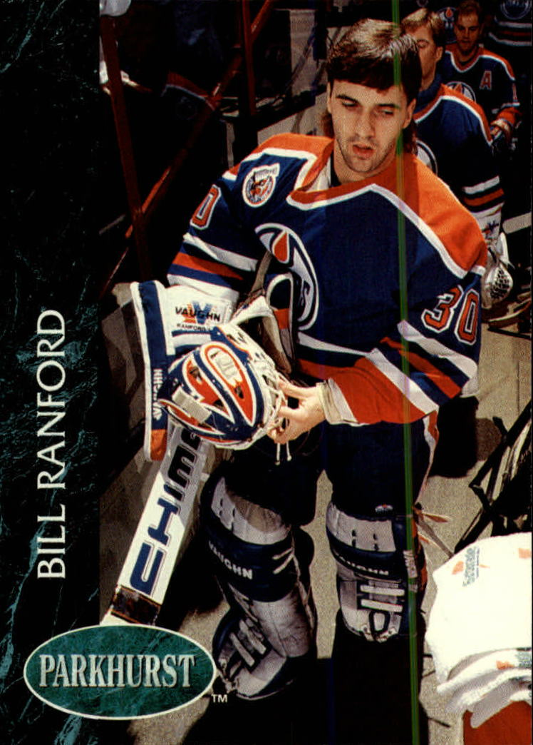 1992-93 Parkhurst #50 Bill Ranford