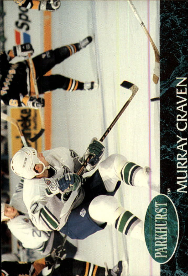 1992-93 Parkhurst #55 Murray Craven