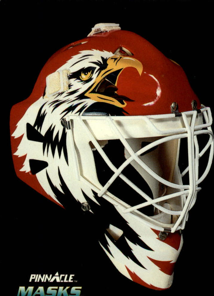 1992-93 Pinnacle #265 Ed Belfour MASK