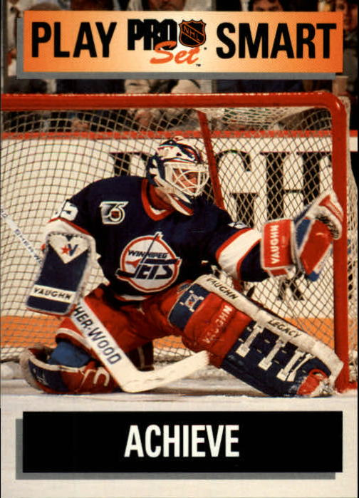 1992-93 Pro Set #267 Bob Essensa PS