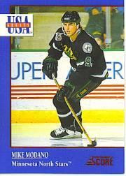 1992-93 Score USA Greats #5 Mike Modano
