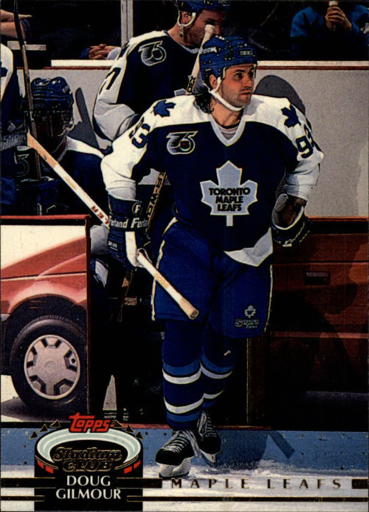 1992-93 Stadium Club #359 Doug Gilmour
