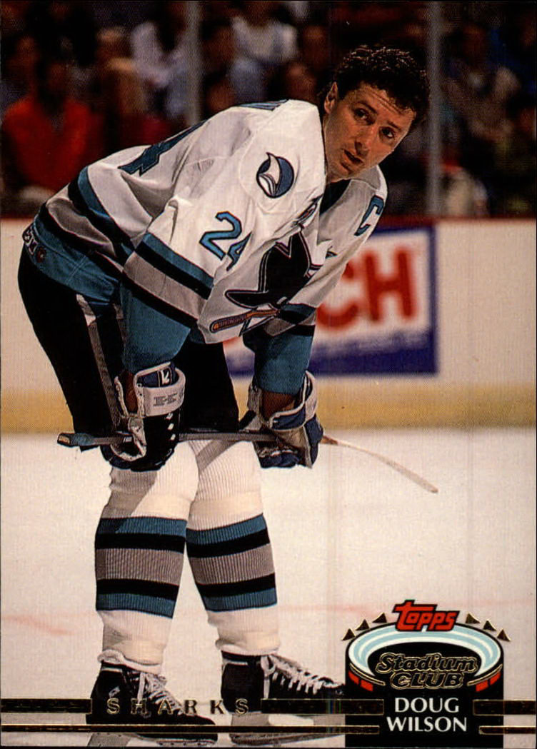 1992-93 Stadium Club #470 Doug Wilson