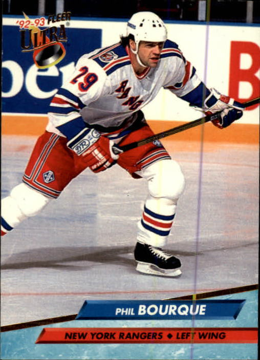 1992-93 Ultra #352 Phil Bourque