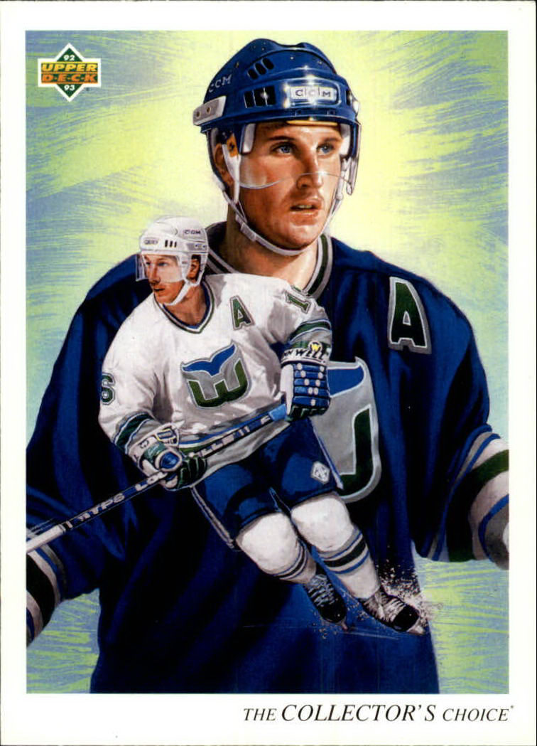 1992-93 Upper Deck #7 Pat Verbeek TC