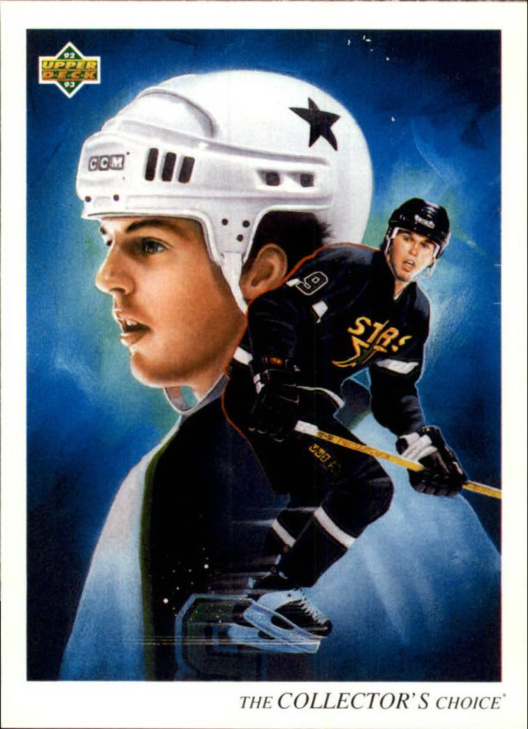 1992-93 Upper Deck #9 Mike Modano TC