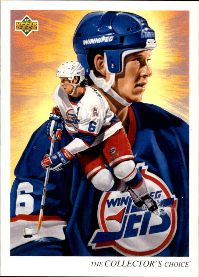 1992-93 Upper Deck #24 Phil Housley TC