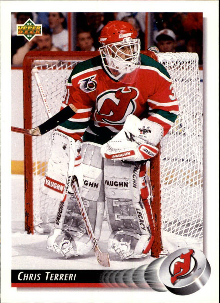 1992-93 Upper Deck #43 Chris Terreri